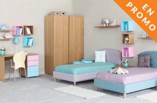 Chambre-enfant-Twins-Promo-rentrée-meublatex