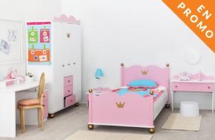 Chambre-enfant--princesse-promotion-rentrée