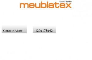 fiche-Technique-Console-Alisee-Meublatex-2017