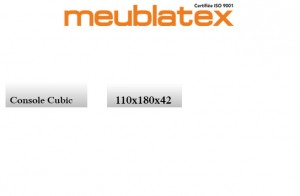 fiche-Technique-Console-Cubic-Meublatex-2017