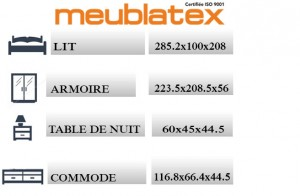 fiche-Technique-chambre-couple-Poala-Meublatex-2017