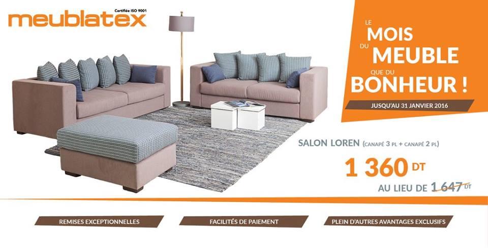 Meublatex sa for Catalogue meuble