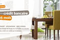 crédit bancaire-meublatex