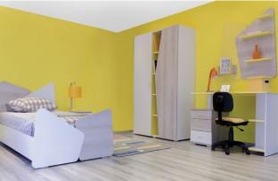 Chambre enfants cat gories de produits meublatex for Meublatex 2015 chambre a coucher prix